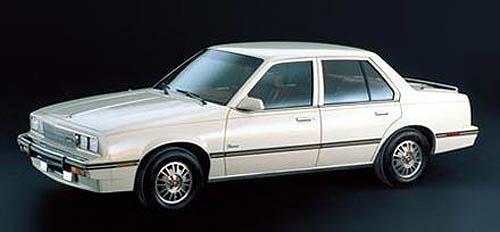 80's Cadillac