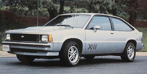 80's Chevy Citation