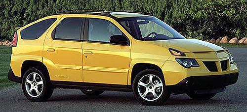 02 Pontiac Aztec