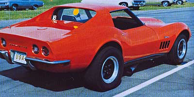 69 Corvette Engineering Study