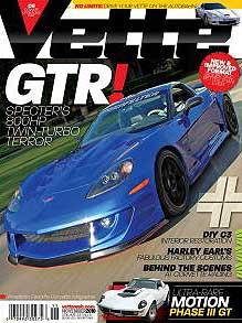 K Scott Teeters Corvette History