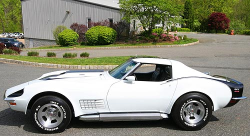 1971 Baldwin-Motion Phase III GT Corvette