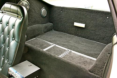 Phase III GT Interior