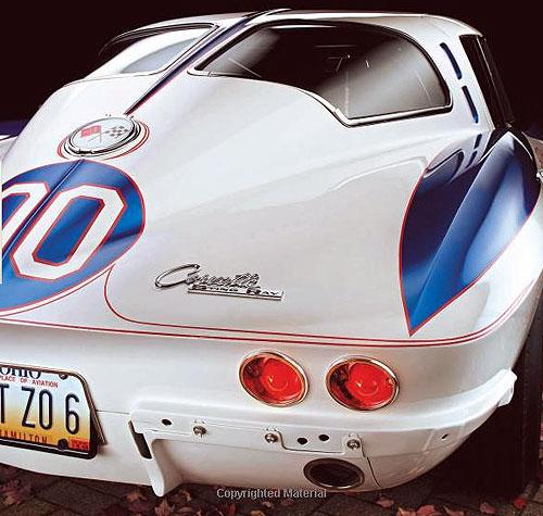 1963 Z06 Corvette Racer