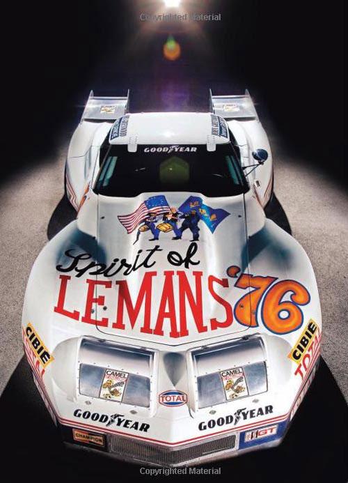 John Greenwood Spirit of Le Mans 76