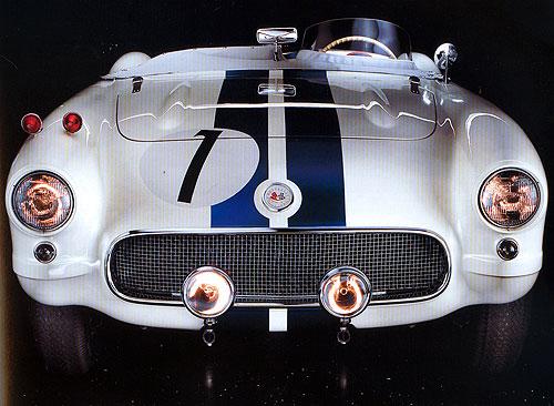 1956 Corvette Racer