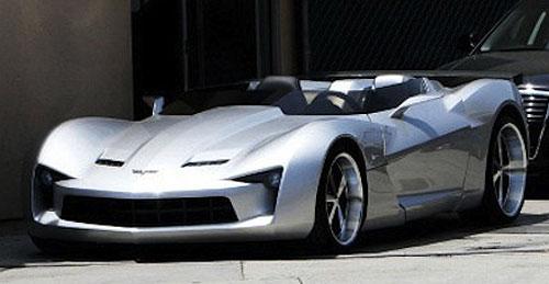 C7 Corvette Roadster Hot Cool Not