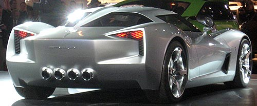 The Stalled Out C7 Corvette Rumor Mill