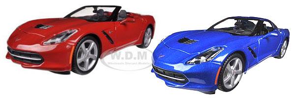 C7-Corvette-Diecast-Cars