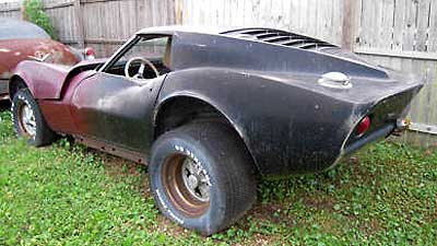 1974 Maco Shark Corvette Build Project together with Coupe together with Sale likewise 132704 Ford Bronco Ranger additionally Coupe. on 1965 chevy ii parts