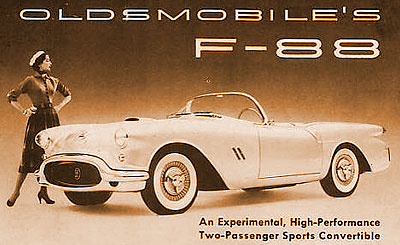 1954 gm motorama concept cars corvette wannabees 1954 Corvette Hardtop all three cars were shown in 1954 as concept cars and just like the 2009 stingray concept corvette were platforms for stylists to try out design ideas