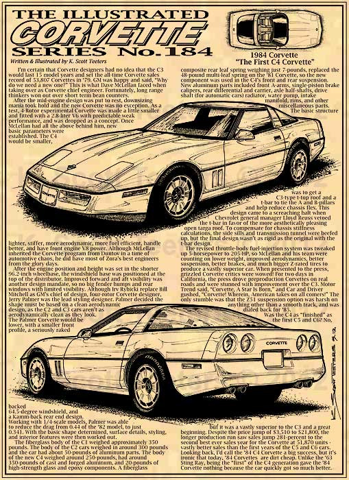 Was the '84 Corvette Really That Awesome? Let's have a look!