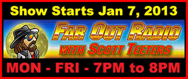 Far Out Radio with Scott Teeters