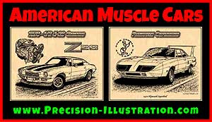 1-Muscle-Car-Art-72