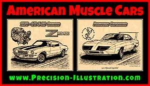 1-Muscle-Car-Art-72