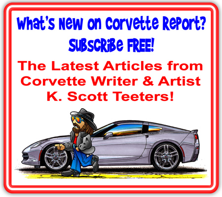 Corvette Report Newsletter