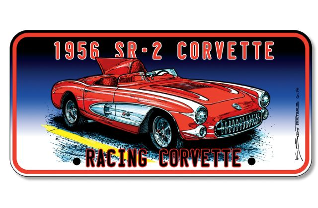 1956sr2corvetteillustration