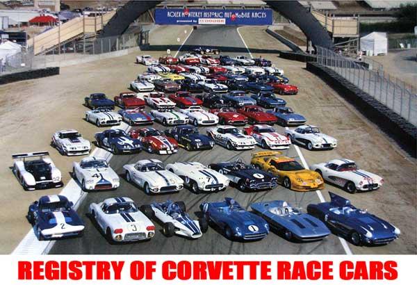 Registry-Corvette-Race-Cars