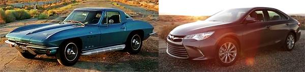 1966-Corvette-vs-Camry