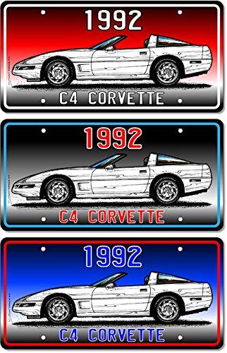 92 corvette