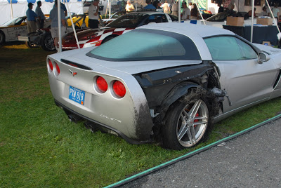 Cooksey-2007-Z06-Burnout