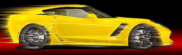 Fast-C7-Z06-Side