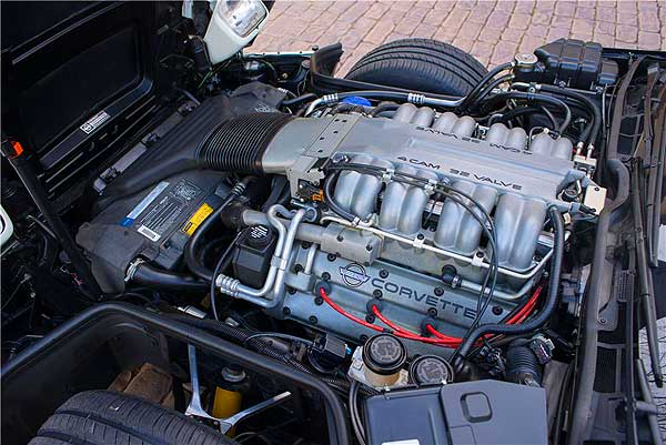 1991-Callaway-ZR-1-2-Engine