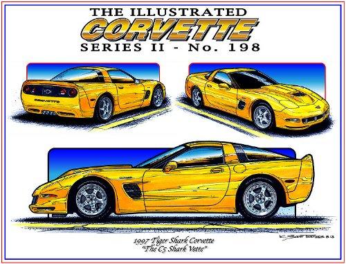 C5 Shark Corvette