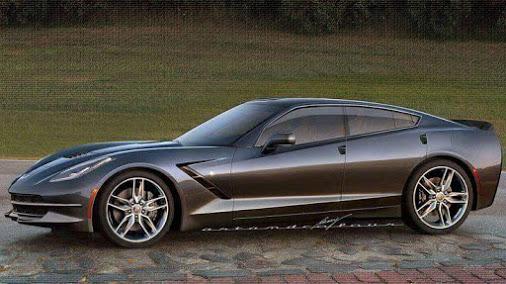 2016 Chevrolet Corvette Four Door Model Coming