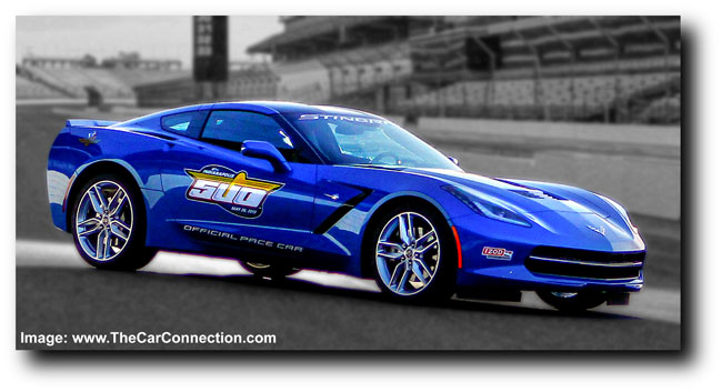 Corvette Indy 500 Pace Cars Pt 8 The Other