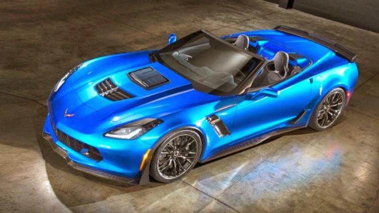 2016 Chevrolet Corvette Four Door Model ing