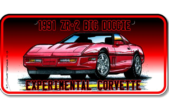 1991-big-doggie-corvette