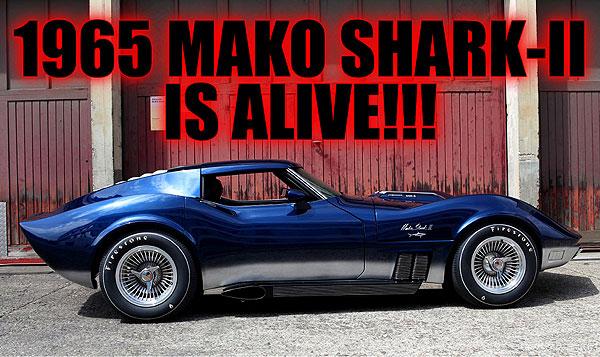 Hanspeter Bohi S Reborn 1965 Mako Shark Ii