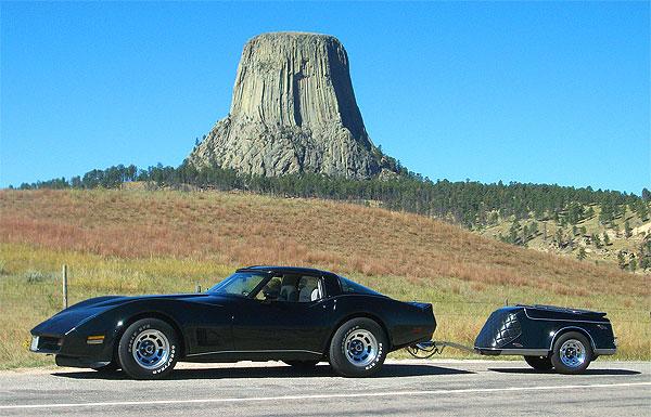 WINNER Vette of the Month Contest  Mike Waal's 1980 Corvette