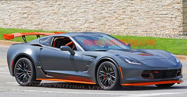 CPO Corvette