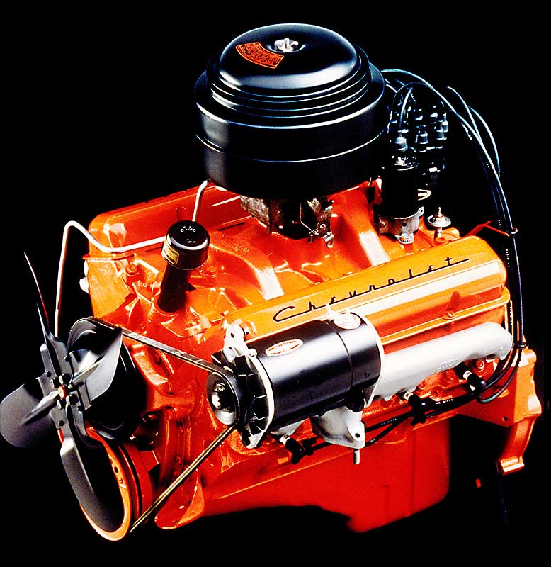engine history made 100 000 000 small block chevy engines and counting. Black Bedroom Furniture Sets. Home Design Ideas