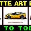 Corvette Art Prints