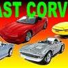 Die-Cast Corvettes
