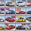 Postage Stamp Series
