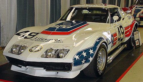 C3 1969 BFG #49 Greenwood Racer