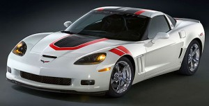 The production Corvette has a top speed that's not far off from that of the original race cars!