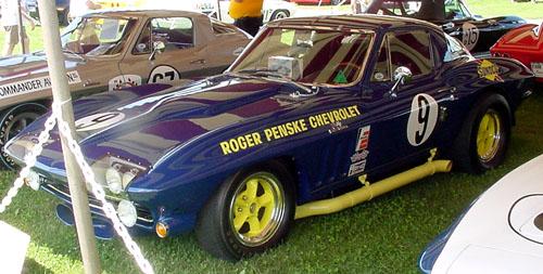 Roger Penske's 1966 L88 Racer, a favorite!