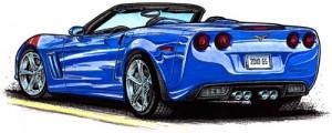 2010 Grand Sport Corvette Convertible