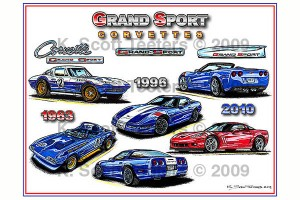 Grand Sport Montage by K. Scott Teeters