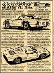 Illustrated Corvete Series No. 151 by K. Scott Teeeters