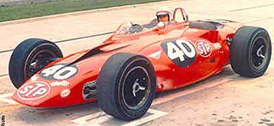 Andy Granatelli Unveils Turbine-Powered Indy Car | National Speed