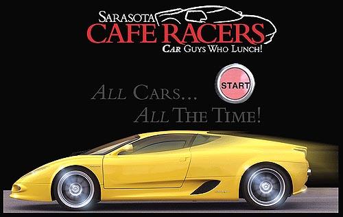 Sarasota Cafe Racers Logo