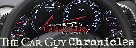 Car Guy Chronicles Blog